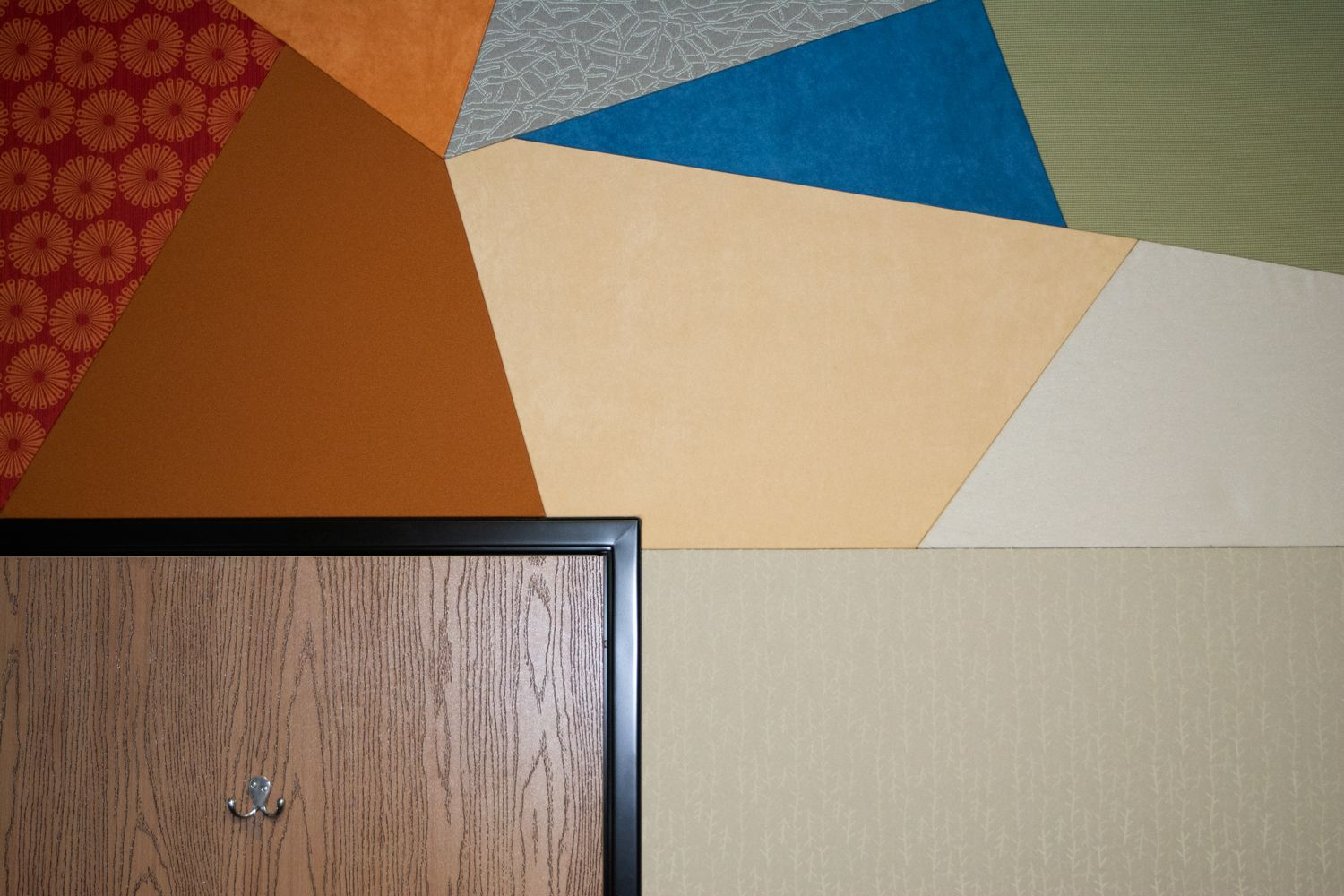 Fabric - Wall Covering System