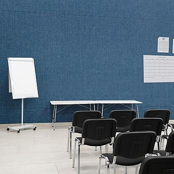 Tackable & Acoustical - Use Your Own Fabric with ReCore® Backing - By the Sq Ft